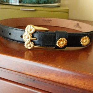 Escada leather belt New,made in Italy